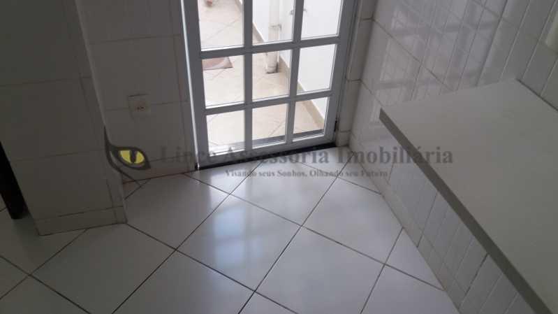 Área de Serviço - Casa de Vila 3 quartos à venda Grajaú, Norte,Rio de Janeiro - R$ 980.000 - TACV30067 - 30