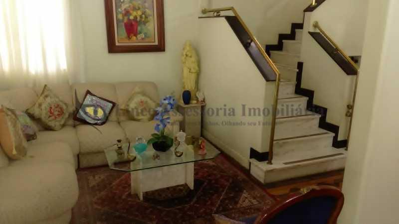 sala  - Casa 4 quartos à venda Tijuca, Norte,Rio de Janeiro - R$ 2.500.000 - TACA40062 - 3