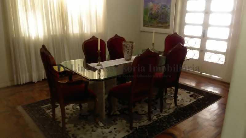 sala - Casa 4 quartos à venda Tijuca, Norte,Rio de Janeiro - R$ 2.500.000 - TACA40062 - 1