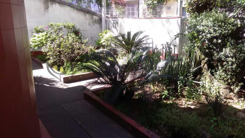 quintal 2 - Casa 4 quartos à venda Tijuca, Norte,Rio de Janeiro - R$ 2.500.000 - TACA40062 - 9