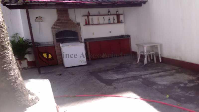 churrasqueira - Casa 4 quartos à venda Tijuca, Norte,Rio de Janeiro - R$ 2.500.000 - TACA40062 - 28