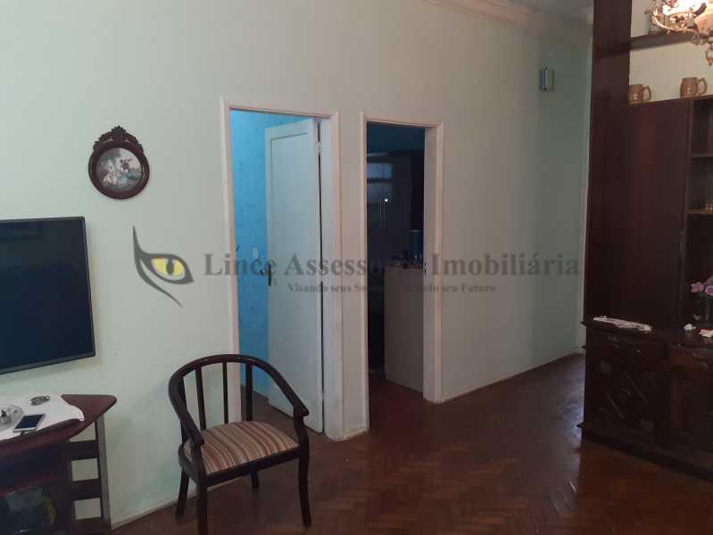 01salão - Casa de Vila Tijuca, Norte,Rio de Janeiro, RJ À Venda, 4 Quartos, 230m² - TACV40023 - 1