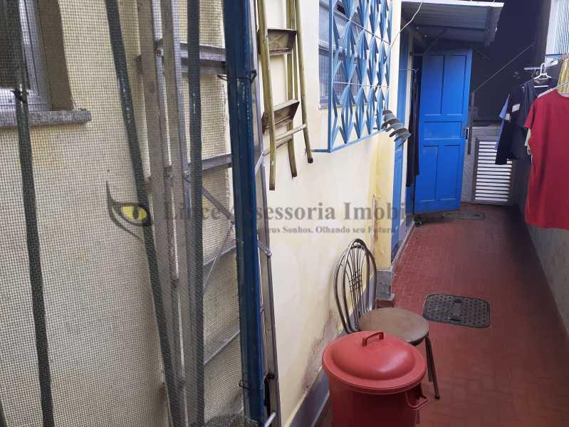 11corredor - Casa de Vila Tijuca, Norte,Rio de Janeiro, RJ À Venda, 4 Quartos, 230m² - TACV40023 - 12