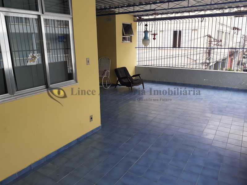 14terraço - Casa de Vila Tijuca, Norte,Rio de Janeiro, RJ À Venda, 4 Quartos, 230m² - TACV40023 - 15