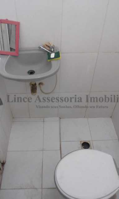 11-banheiro-1 - Kitnet/Conjugado 23m² à venda Tijuca, Norte,Rio de Janeiro - R$ 130.000 - TAKI00081 - 11