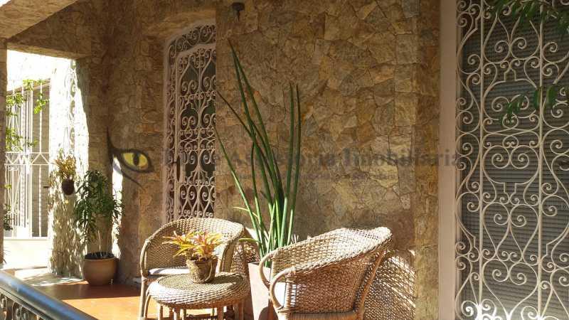 0-varanda 1º piso - Casa de Vila 3 quartos à venda Tijuca, Norte,Rio de Janeiro - R$ 1.350.000 - TACV30068 - 3