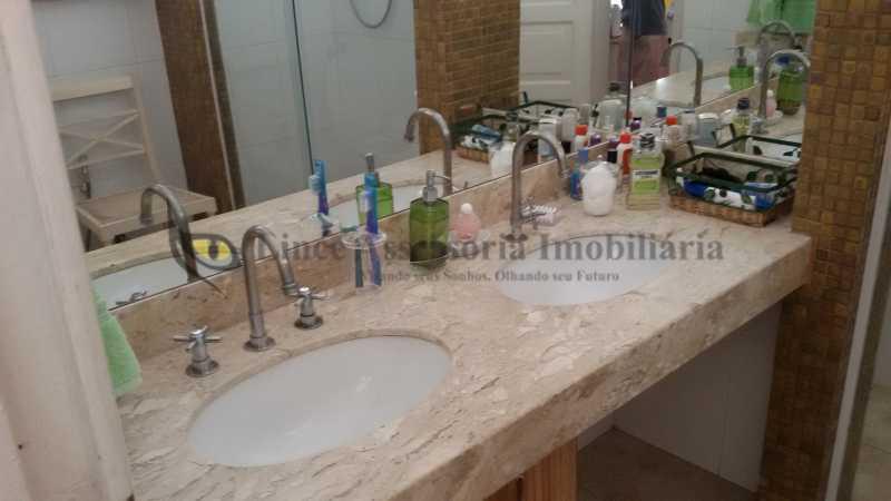 5-banheiro social - Casa de Vila 3 quartos à venda Tijuca, Norte,Rio de Janeiro - R$ 1.350.000 - TACV30068 - 7
