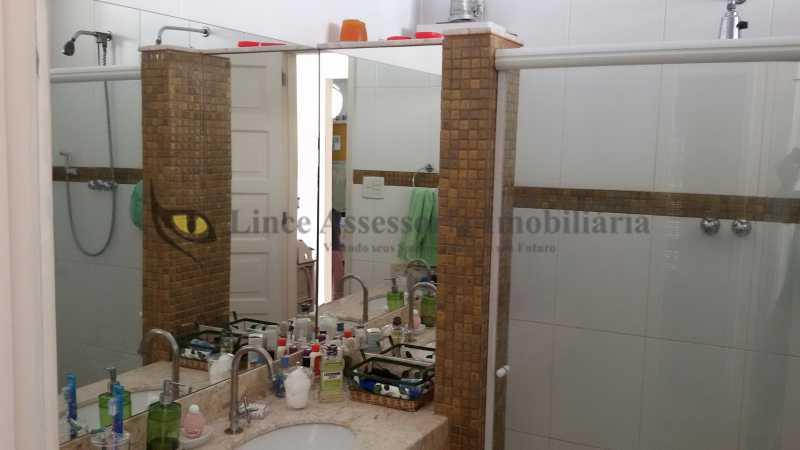 6-banheiro social-1 - Casa de Vila 3 quartos à venda Tijuca, Norte,Rio de Janeiro - R$ 1.350.000 - TACV30068 - 8