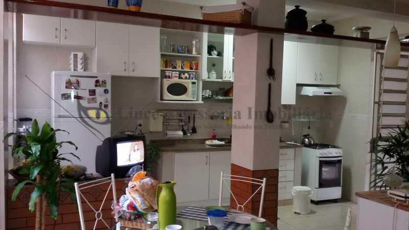 7-cozinha - Casa de Vila 3 quartos à venda Tijuca, Norte,Rio de Janeiro - R$ 1.350.000 - TACV30068 - 9