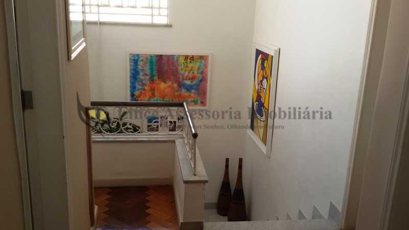 10-Hall 2º piso - Casa de Vila 3 quartos à venda Tijuca, Norte,Rio de Janeiro - R$ 1.350.000 - TACV30068 - 12