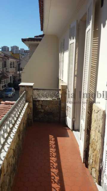 17-varanda 2º piso - Casa de Vila 3 quartos à venda Tijuca, Norte,Rio de Janeiro - R$ 1.350.000 - TACV30068 - 19