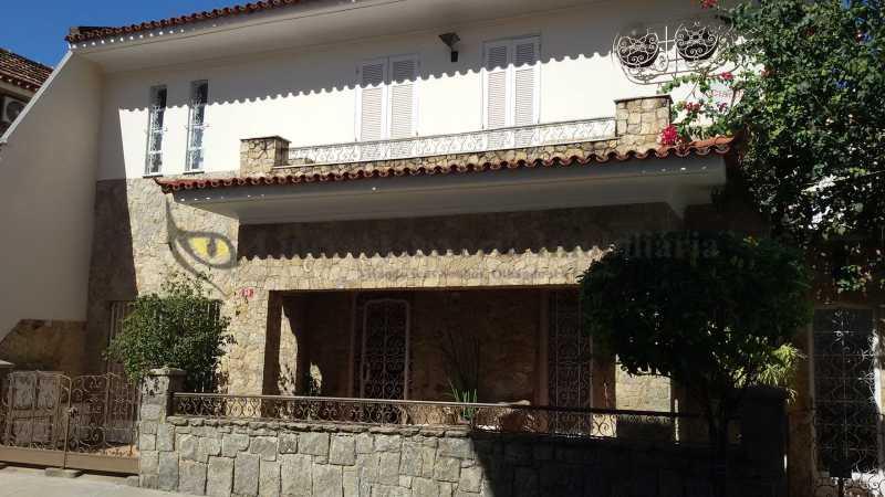 18-fachada casa - Casa de Vila 3 quartos à venda Tijuca, Norte,Rio de Janeiro - R$ 1.350.000 - TACV30068 - 20