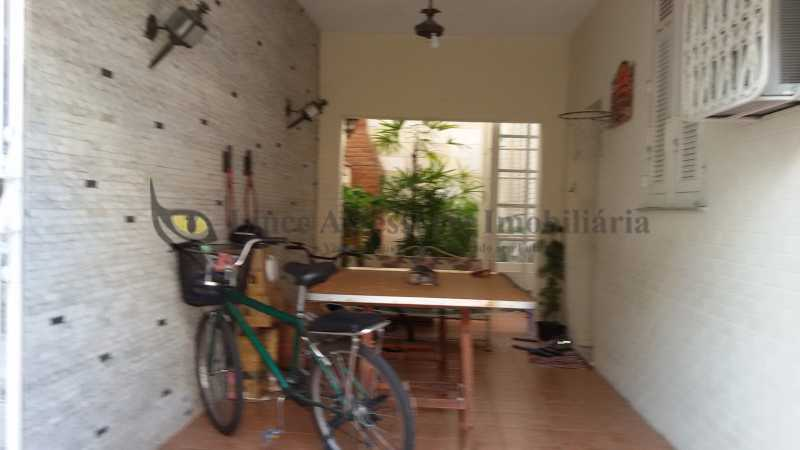20-garagem - Casa de Vila 3 quartos à venda Tijuca, Norte,Rio de Janeiro - R$ 1.350.000 - TACV30068 - 21
