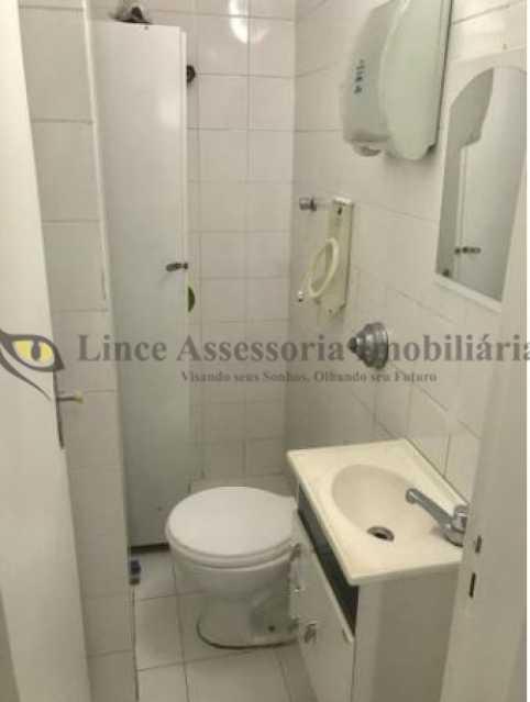 Banheiro - Sala Comercial 30m² à venda Tijuca, Norte,Rio de Janeiro - R$ 240.000 - TASL00082 - 13