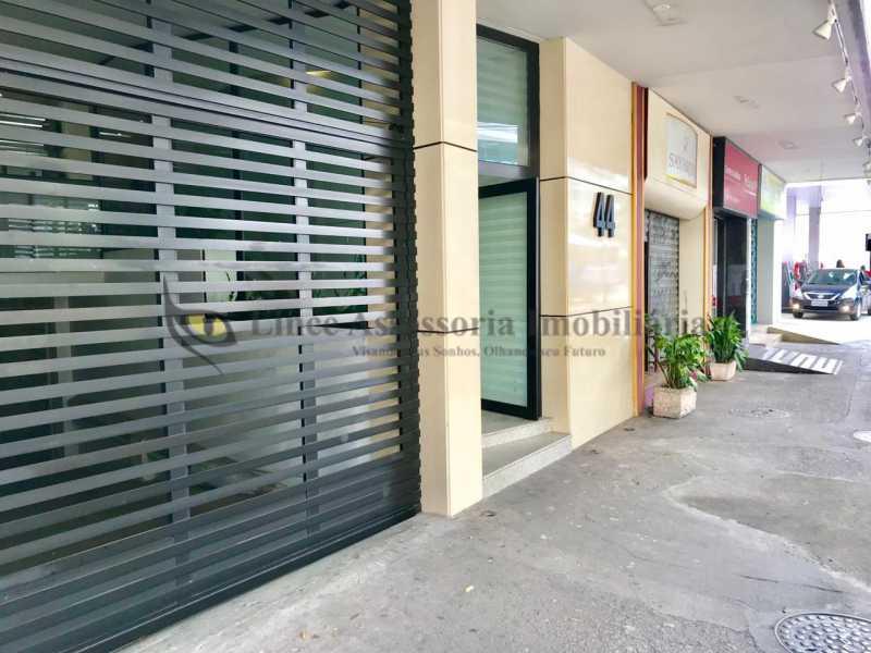 Entrada - Sala Comercial 30m² à venda Tijuca, Norte,Rio de Janeiro - R$ 240.000 - TASL00082 - 19