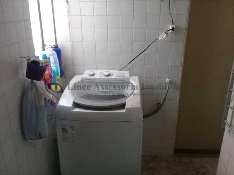 16 ÁREADESERVIÇO1.0 - Apartamento 2 quartos à venda Maracanã, Norte,Rio de Janeiro - R$ 449.000 - TAAP22232 - 17