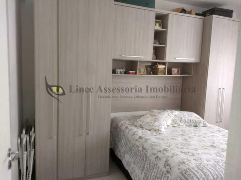 QUARTO SUÍTE - Apartamento Méier, Rio de Janeiro, RJ À Venda, 2 Quartos, 74m² - TAAP22028 - 8