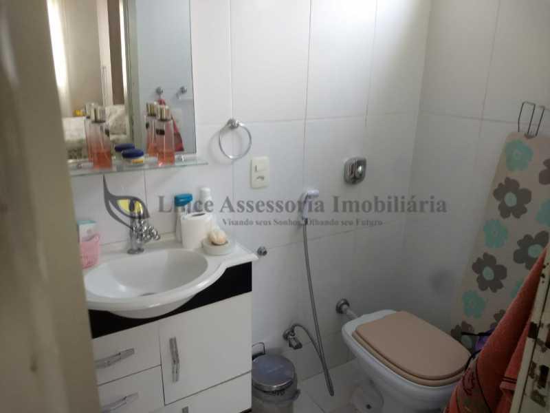 BANHEIRO DA SUÍTE - Apartamento Méier, Rio de Janeiro, RJ À Venda, 2 Quartos, 74m² - TAAP22028 - 10