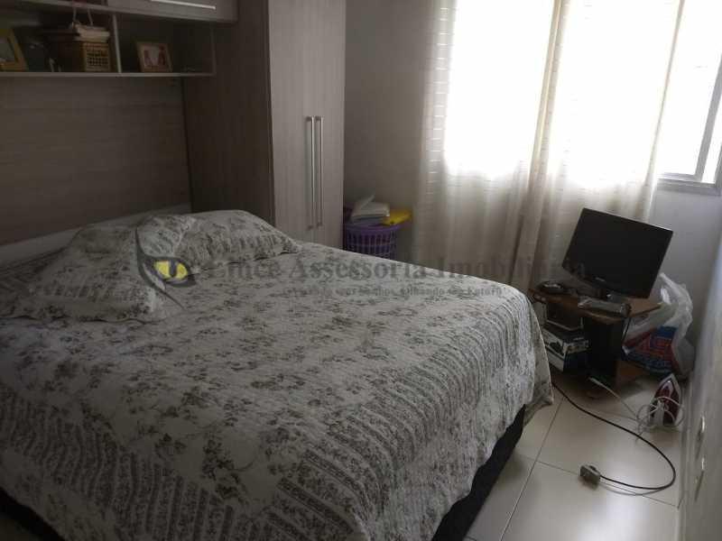QUARTO SUÍTE - Apartamento Méier, Rio de Janeiro, RJ À Venda, 2 Quartos, 74m² - TAAP22028 - 9