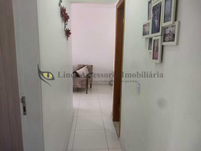CIRCULAÇÃO  - Apartamento Méier, Rio de Janeiro, RJ À Venda, 2 Quartos, 74m² - TAAP22028 - 23
