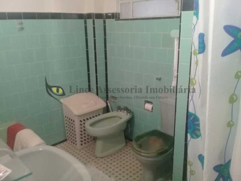 16 BANHEIROSOCIAL1.0 - Casa de Vila 3 quartos à venda Tijuca, Norte,Rio de Janeiro - R$ 890.000 - TACV30069 - 17