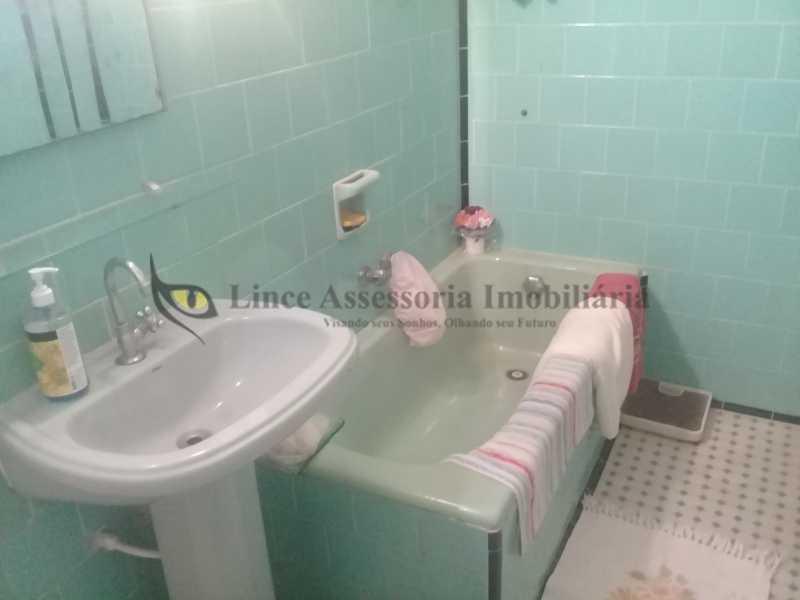 17 BANHEIROSOCIAL1.1 - Casa de Vila 3 quartos à venda Tijuca, Norte,Rio de Janeiro - R$ 890.000 - TACV30069 - 18