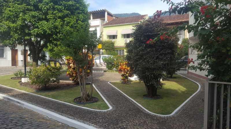 1 CONDOMÍNIO1.2 - Casa de Vila 3 quartos à venda Tijuca, Norte,Rio de Janeiro - R$ 890.000 - TACV30069 - 23