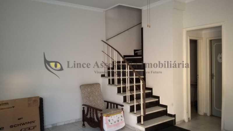 2 SALA1.2 - Casa de Vila 3 quartos à venda Tijuca, Norte,Rio de Janeiro - R$ 890.000 - TACV30069 - 3