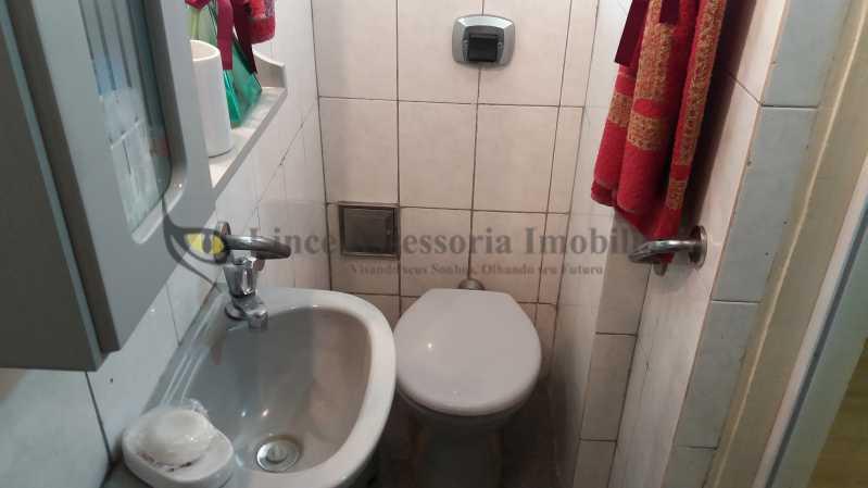 Banheiro Social - Apartamento 2 quartos à venda Maracanã, Norte,Rio de Janeiro - R$ 470.000 - TAAP22029 - 18
