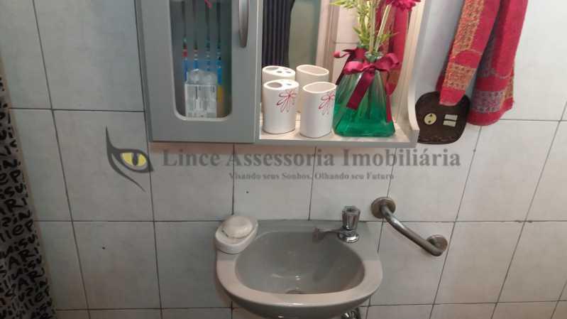 Banheiro Social - Apartamento 2 quartos à venda Maracanã, Norte,Rio de Janeiro - R$ 470.000 - TAAP22029 - 19