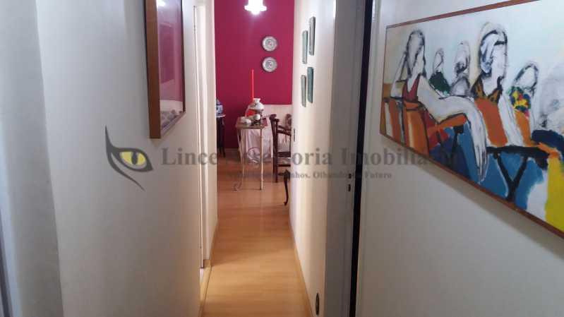 Circulação - Apartamento 2 quartos à venda Maracanã, Norte,Rio de Janeiro - R$ 470.000 - TAAP22029 - 8