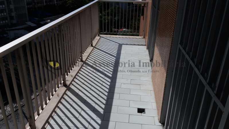 Varanda - Apartamento 2 quartos à venda Maracanã, Norte,Rio de Janeiro - R$ 470.000 - TAAP22029 - 27