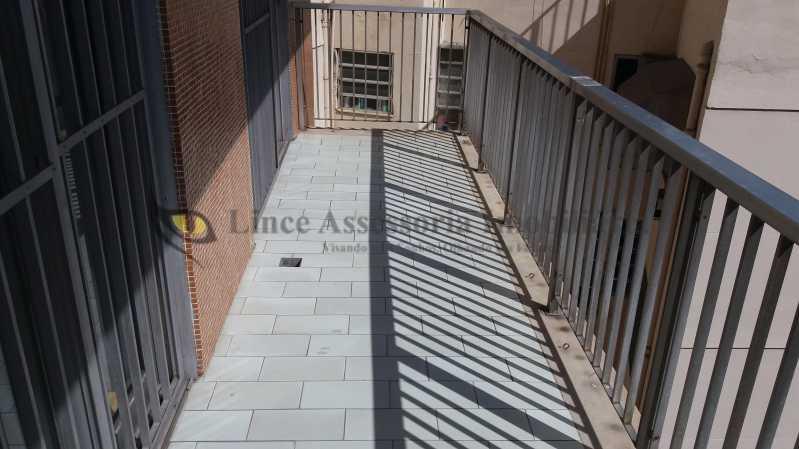 Varanda - Apartamento 2 quartos à venda Maracanã, Norte,Rio de Janeiro - R$ 470.000 - TAAP22029 - 29