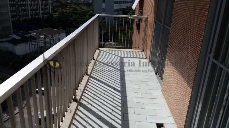 Varanda - Apartamento 2 quartos à venda Maracanã, Norte,Rio de Janeiro - R$ 470.000 - TAAP22029 - 28