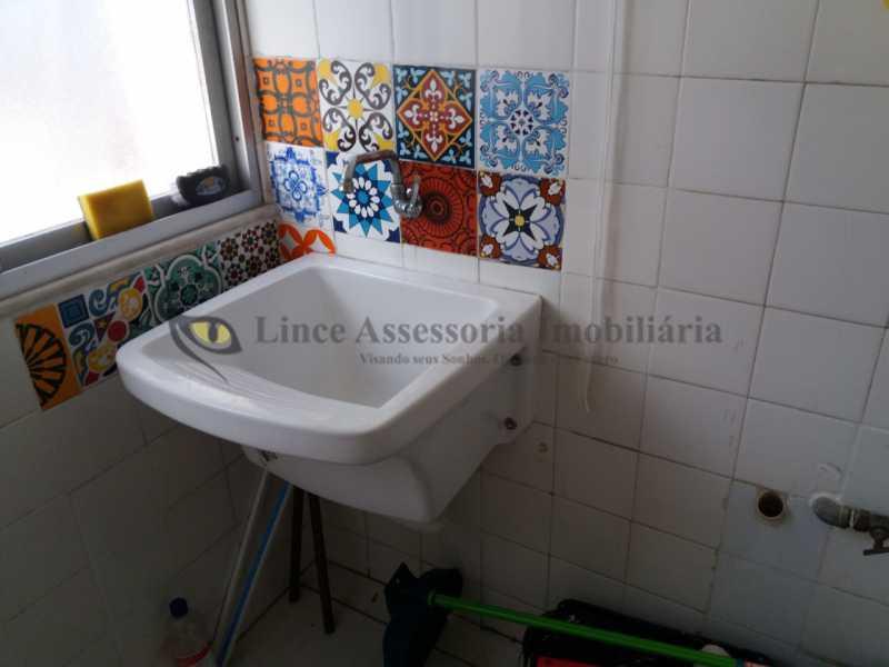 09areaserviço - Apartamento 3 quartos à venda Engenho Novo, Norte,Rio de Janeiro - R$ 175.000 - TAAP31143 - 13