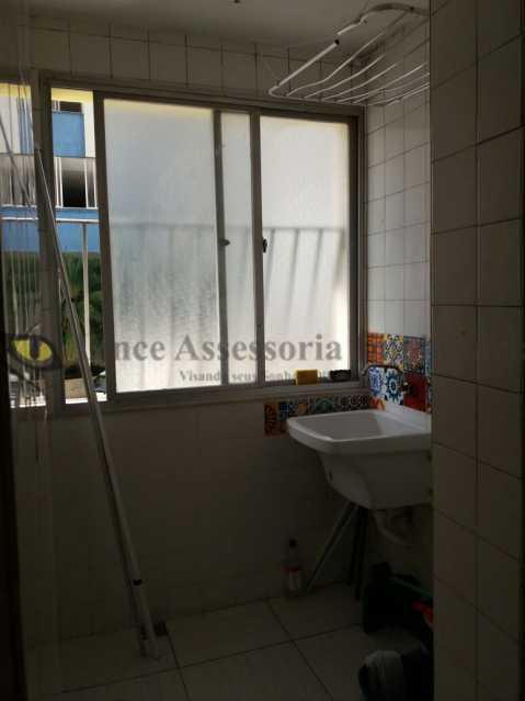 10areaserviço - Apartamento 3 quartos à venda Engenho Novo, Norte,Rio de Janeiro - R$ 175.000 - TAAP31143 - 14