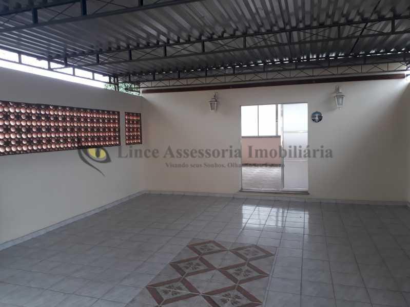 TERRAÇO - Casa 3 quartos à venda Méier, Norte,Rio de Janeiro - R$ 500.000 - TACA30101 - 25