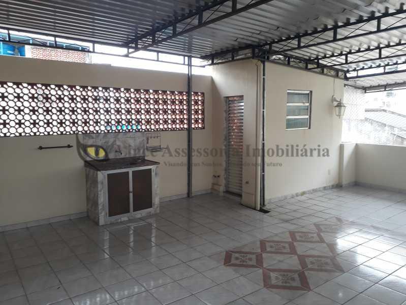 TERRAÇO - Casa 3 quartos à venda Méier, Norte,Rio de Janeiro - R$ 500.000 - TACA30101 - 28