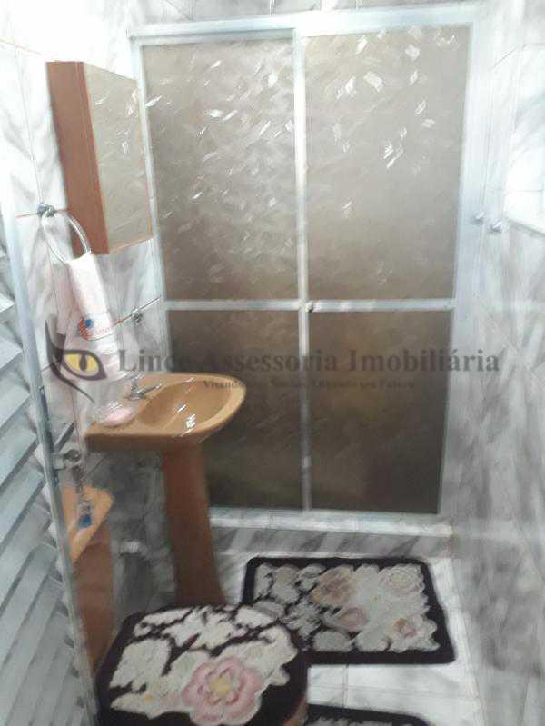 BANHEIRO DO TERRAÇO - Casa 3 quartos à venda Méier, Norte,Rio de Janeiro - R$ 500.000 - TACA30101 - 21