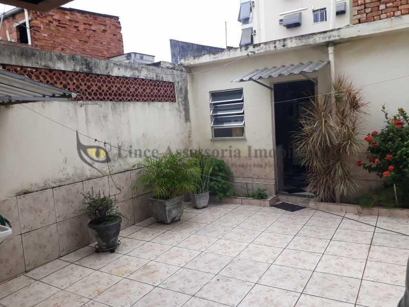 ÁREA EXTERNA - Casa 3 quartos à venda Méier, Norte,Rio de Janeiro - R$ 500.000 - TACA30101 - 26