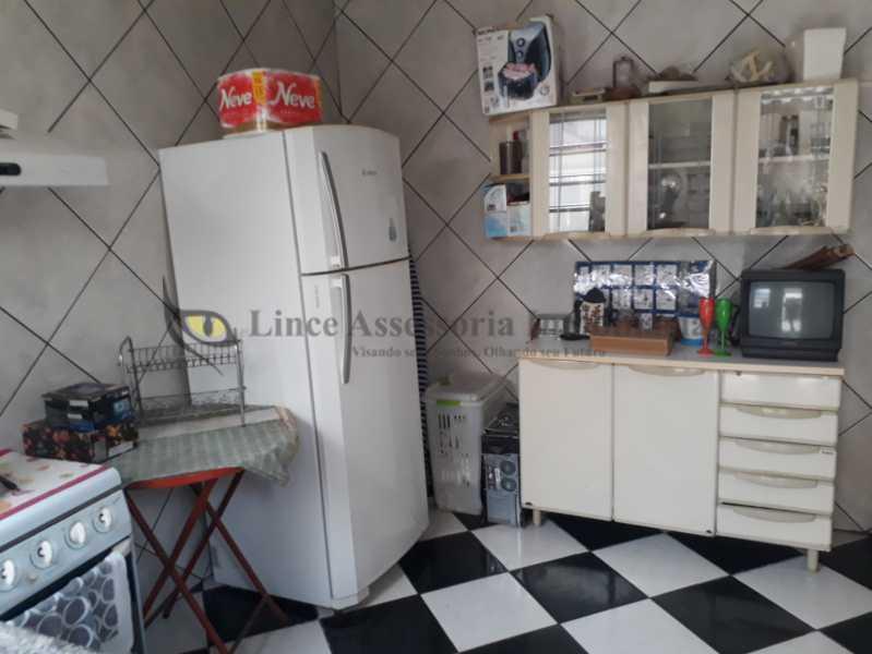 COZINHA DA EDÍCULA - Casa 3 quartos à venda Méier, Norte,Rio de Janeiro - R$ 500.000 - TACA30101 - 17