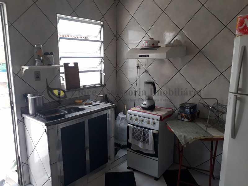 COZINHA DA EDÍCULA - Casa 3 quartos à venda Méier, Norte,Rio de Janeiro - R$ 500.000 - TACA30101 - 27