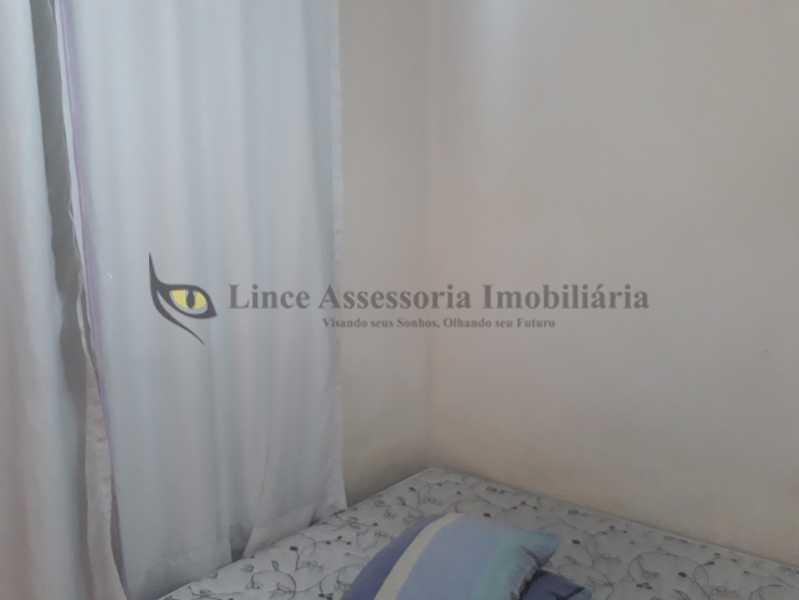 1.º QUARTO - Casa 3 quartos à venda Méier, Norte,Rio de Janeiro - R$ 500.000 - TACA30101 - 6