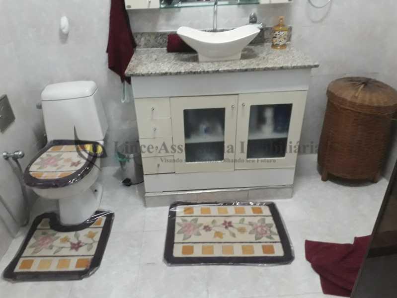 BANHEIRO SOCIAL - Casa 3 quartos à venda Méier, Norte,Rio de Janeiro - R$ 500.000 - TACA30101 - 12