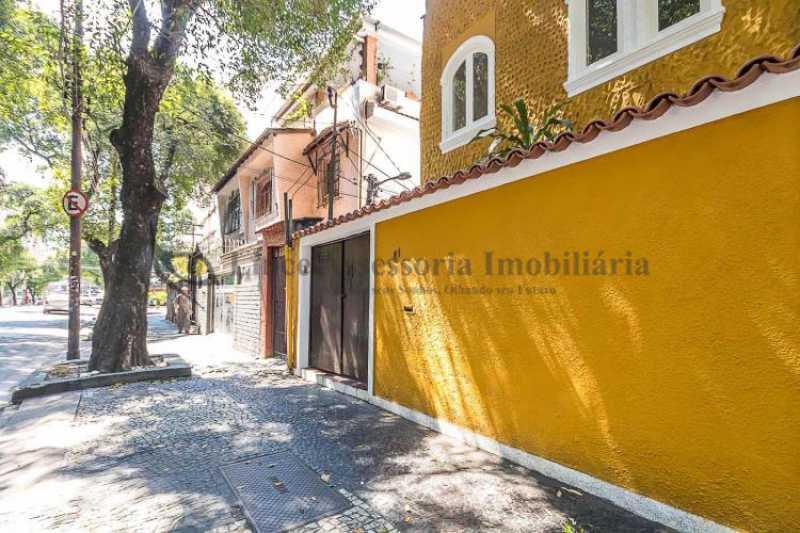Frente - Casa Tijuca, Norte,Rio de Janeiro, RJ À Venda, 3 Quartos, 170m² - TACA30103 - 1