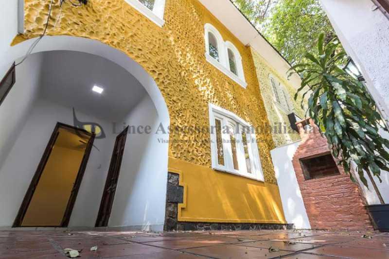 Frente - Casa Tijuca, Norte,Rio de Janeiro, RJ À Venda, 3 Quartos, 170m² - TACA30103 - 3