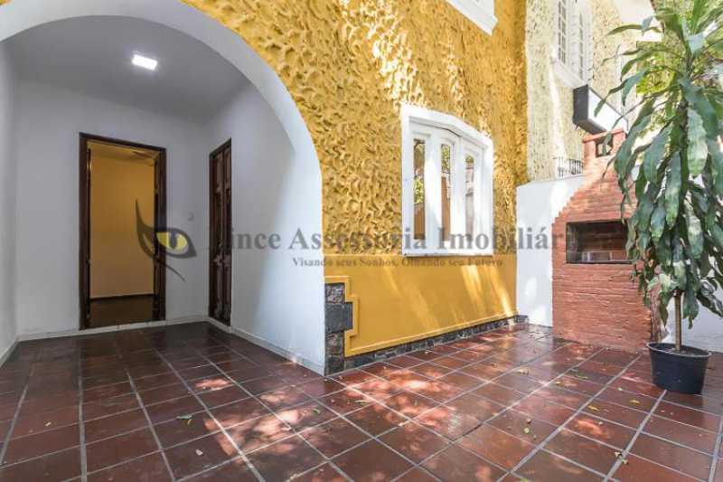Quintal - Casa Tijuca, Norte,Rio de Janeiro, RJ À Venda, 3 Quartos, 170m² - TACA30103 - 5