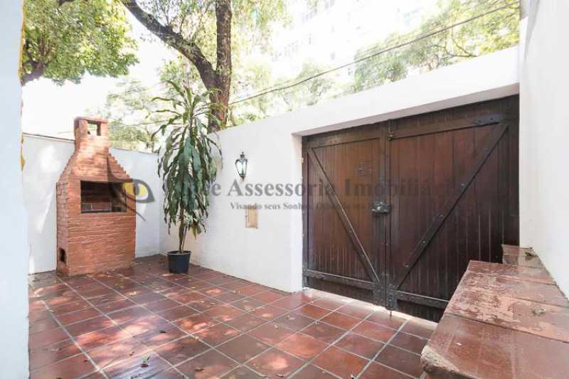 Quintal - Casa Tijuca, Norte,Rio de Janeiro, RJ À Venda, 3 Quartos, 170m² - TACA30103 - 7