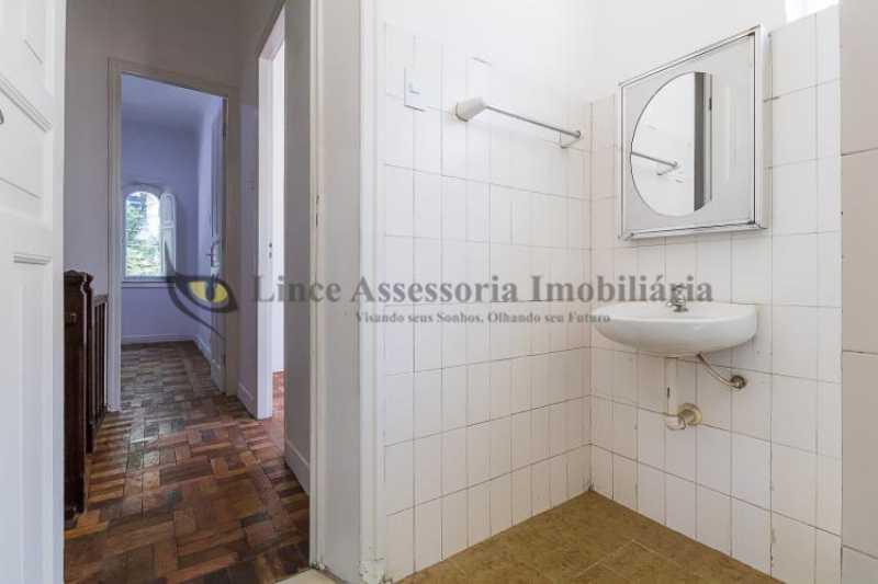 Banheiro social - Casa Tijuca, Norte,Rio de Janeiro, RJ À Venda, 3 Quartos, 170m² - TACA30103 - 14