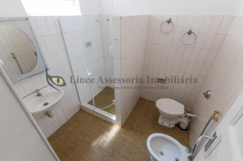 Banheiro social - Casa Tijuca, Norte,Rio de Janeiro, RJ À Venda, 3 Quartos, 170m² - TACA30103 - 15